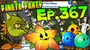 Plants vs. Zombies 2 - Pinata Party Progressive Part 2 - Protect plants (Ep.367)