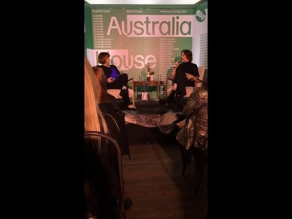 Cody Fern SXSW Panel Part 1