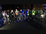 Ночной забег в Бресте
