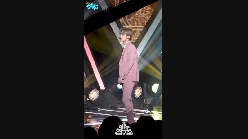 [181208] HOTSHOT I Hate You @ MBC Music Core Focused KO HO JUNG