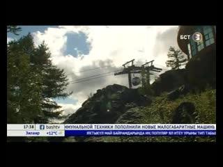 «Яктыкуль» стал самым популярным башкирским курортом на майские праздники