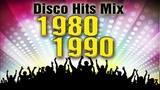 Best Disco Dance Songs of 80 90 Legends - Golden Eurodisco Megamix -Best disco music 80s 90s