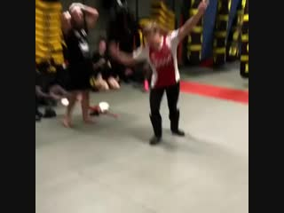 Yousri challenge в Mike's Gym