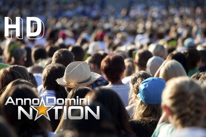 Millions Of People (Dramatic Instrumental Hip Hop Beat - Vherbal of Anno Domini Nation