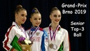 Grand Prix Brno 2019 - Top 3 Senior Finals Ball