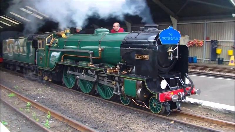 RHDR Steam and Diesel gala 14/5/16
