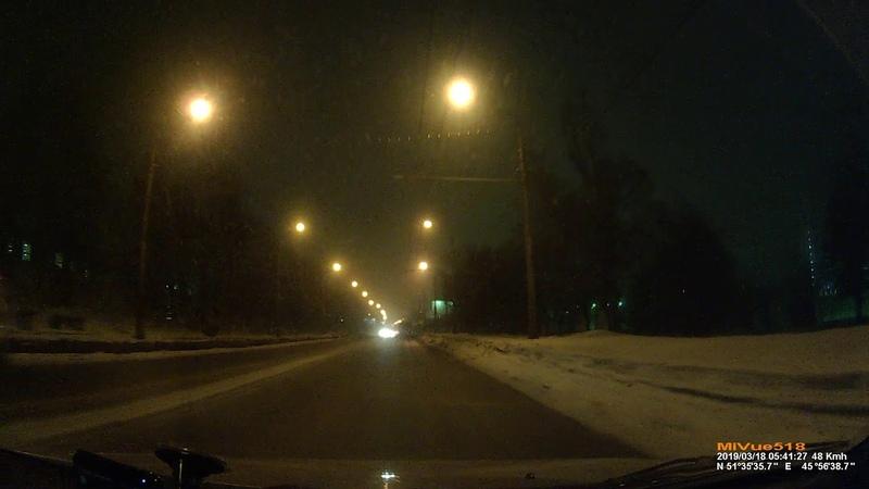 18 03 19 авария на Шехурдина автобус и Газель