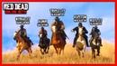 Red Dead Online: ТРАНСПОРТНЫЕ СРЕДСТВА И НЕДВИЖИМОСТЬ / Редактор Rockstar, Режимы PVE / RDR2