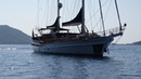 Interior tour 34 m Steel Hull Gulet For Sale