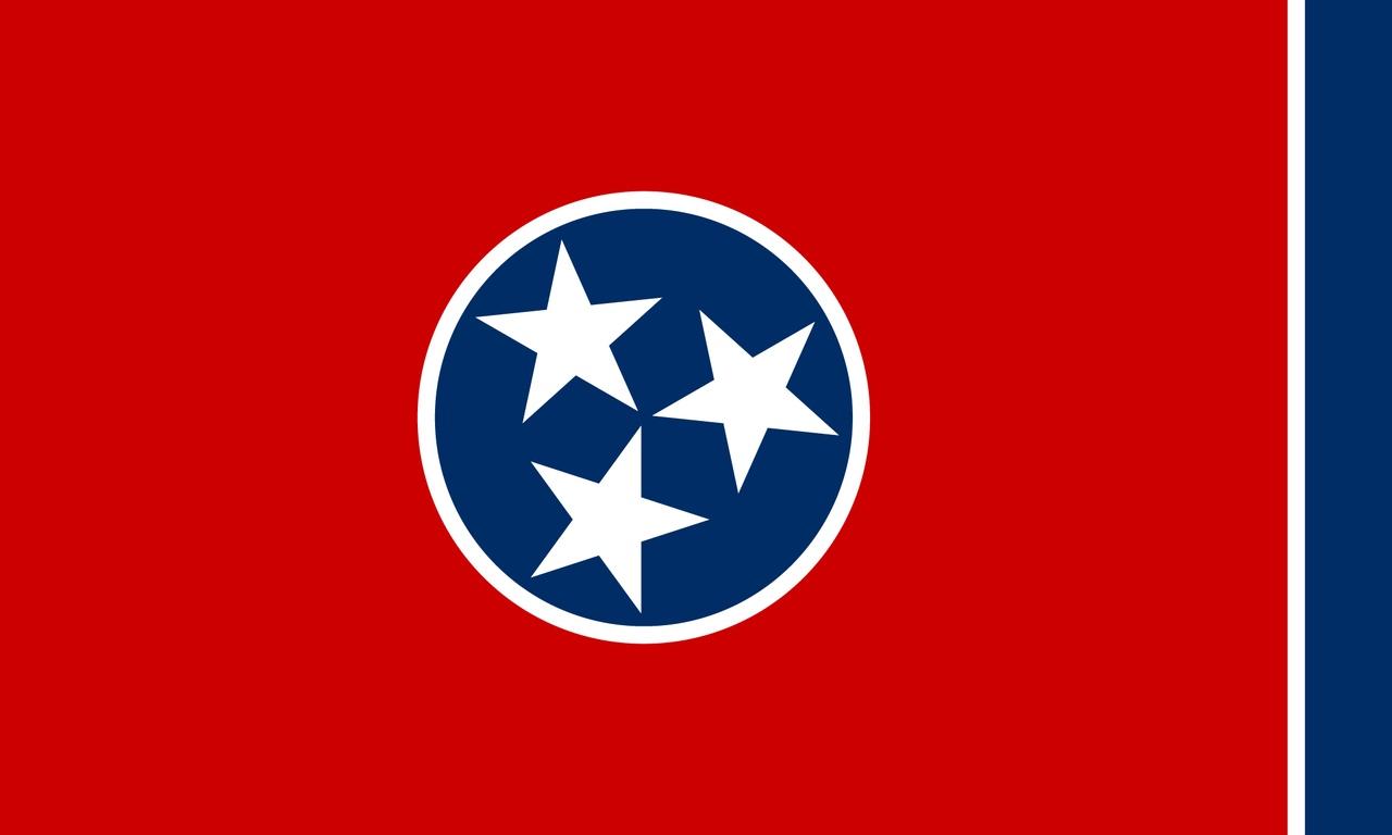 Флаг Теннесси