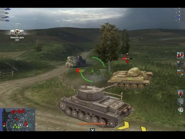 World of Tanks Blitz. VK-30.01P
