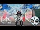 SKRILLEX DUBSTEP DANCE DUET / El Tiro iCameo