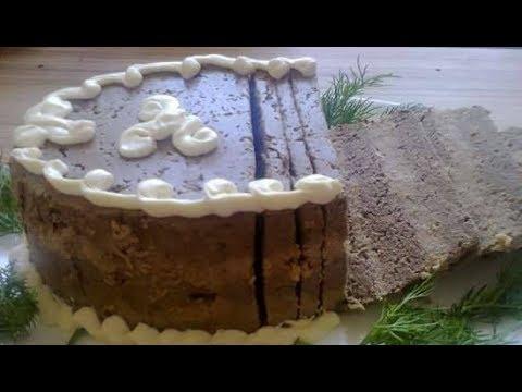 Страсбургский пирог Нетленный классический