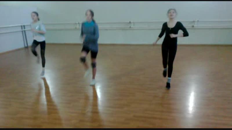 Юные хореографы Дк и Т и подтанцовка