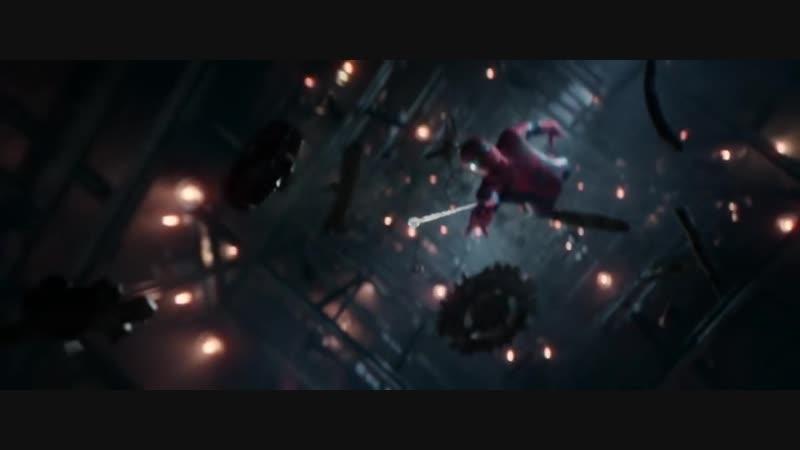 Imagine dragons-Demons X spiderman M_V