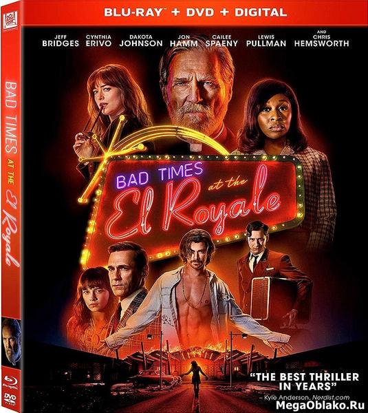Ничего хорошего в отеле «Эль рояль» / Bad Times at the El Royale (2018/BDRip/HDRip)