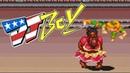 Dj Boy Japanese Version Longplay - Sega Genesis Mega Drive