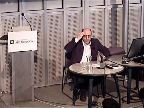 Conférence de Alain Denault à l'Université de Sherbrooke смотреть онлайн без регистрации