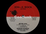 Johnnie Hudson Better Love (12