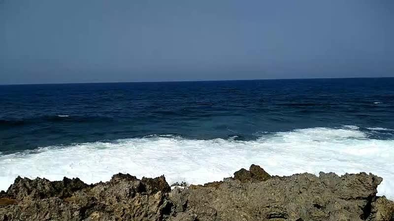 Cyprus Coral Bay surf.mp4