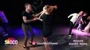 Charlie Garcia and Natasha Chumakova Salsa Dancing at Moscow MamboMania weekend, Sunday 28.10.2018
