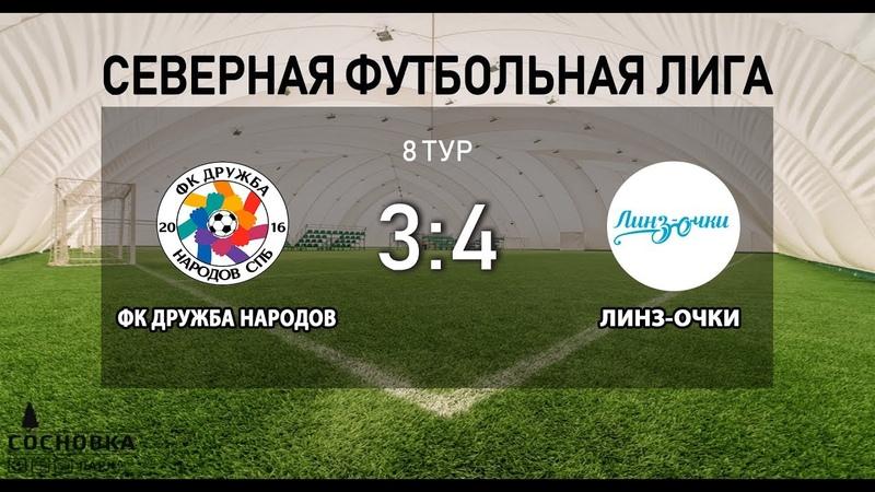 ФК Дружба Народов - Линз-Очки
