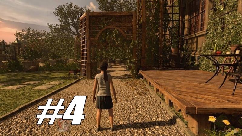 ПРИКЛЮЧЕНИЯ ЛАРЫ В ДЕТСТВЕ И УБИЙСТВО ОТЦА ► Shadow of the Tomb Raider ► 4