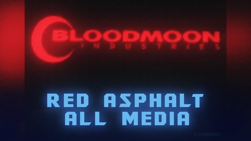 RED ASPHALT (PSone) all cutscenes and videos
