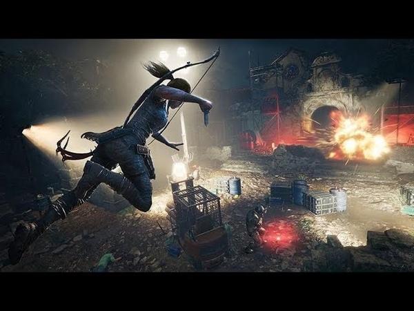 Shadow of the Tomb Raider 3 - Лара Крофт и Хрупкие древние постройки