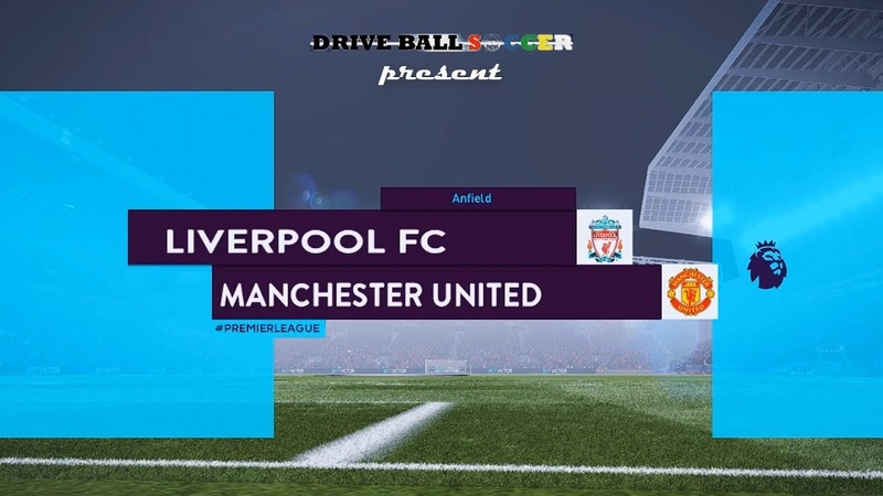 Liverpool vs Manchester United | BIG MATCH THE REDS VS RED DEVILS Premier League | Anfield Road