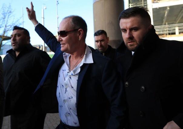 Пол Гаскойн не признал свою вину в сексуальных домогательствах