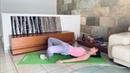 Подъем таза лежа на полу стопы вместе ягодицы внутренняя поверхность бедра