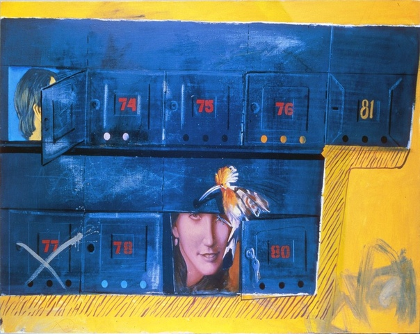 Сергей Николаевич Соколов - живописец, монументалист, иконописец. Родился 27 июля 1956 года в городе Кинешма Ивановской области. 1975 окончил Ивановское художественное училище. 1984 окончил