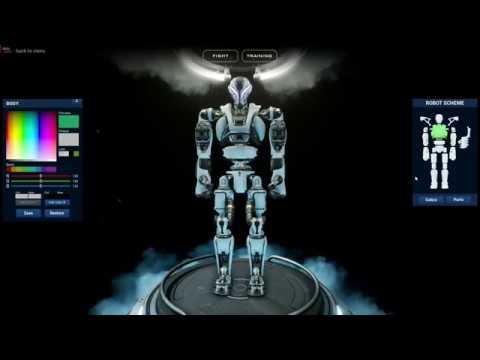Voice of Steel (Create robot)