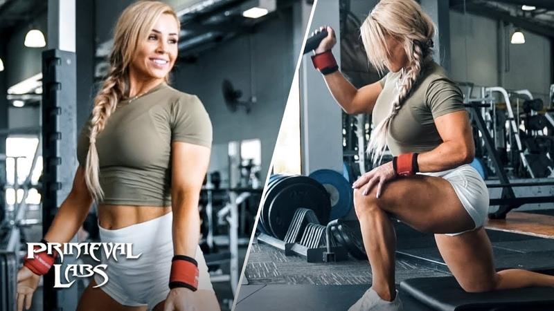Strong Back Shoulders Workout   Stephanie Sanzo aka StephFitMum