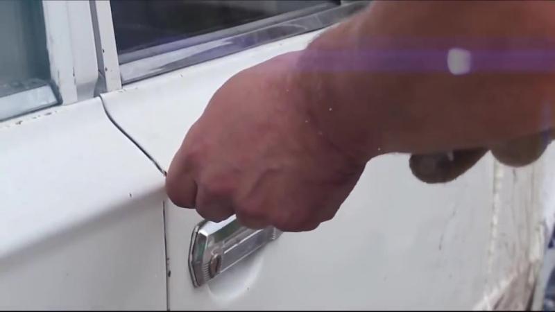 Запенили авто Лечится всего за 40 рублей