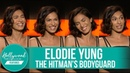 Elodie Yung talks French Ryan Reynolds more The Hitman's Bodyguard 2017