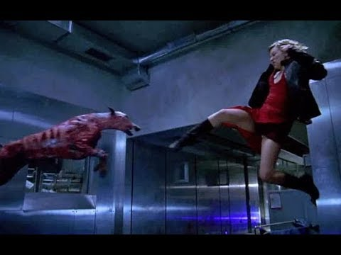 Resident Evil 1 - Action Scenes (2002)