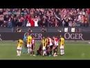 Feyenoord 2 x 1 Vitesse Eredivisie HD