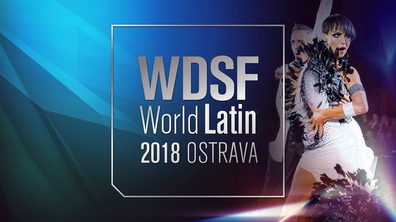 Venckus - Klupsaite, LTU   2018 World LAT Ostrava   R1 R