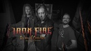 IRON FIRE Dawn of Creation Lyric video Official Digital Single 2018 Crime Records