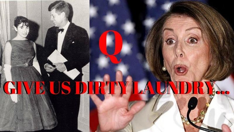 UNLOCKED What Took Place In Nancy Pelosi's Closet