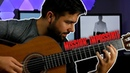 MISSION: IMPOSSIBLE - FALLOUT Main Theme Classical Guitar Cover (Beyond The Guitar)