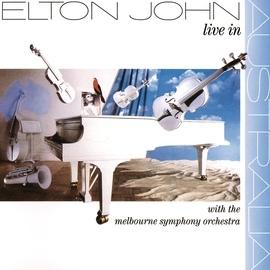 Elton John альбом Live In Australia