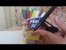 Магические фломастеры Magic Pens Обзор