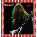 Megadeth альбом MTV Show, Webster Hall, New York, October 25th, 1994