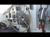 Sailing Across The Atlantic - Tiki 38 Marabu