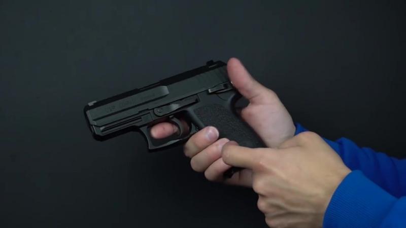 Страйкбольные пистолеты - сравнение платформ Glock, HK, 1911 и Hi-Capa.mp4