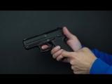 Страйкбольные пистолеты - сравнение платформ Glock, H&ampK, 1911 и Hi-Capa.mp4