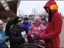 пешеход засветись Кодинск новости Кодинска Кежемский район Красноярский край Сибирь
